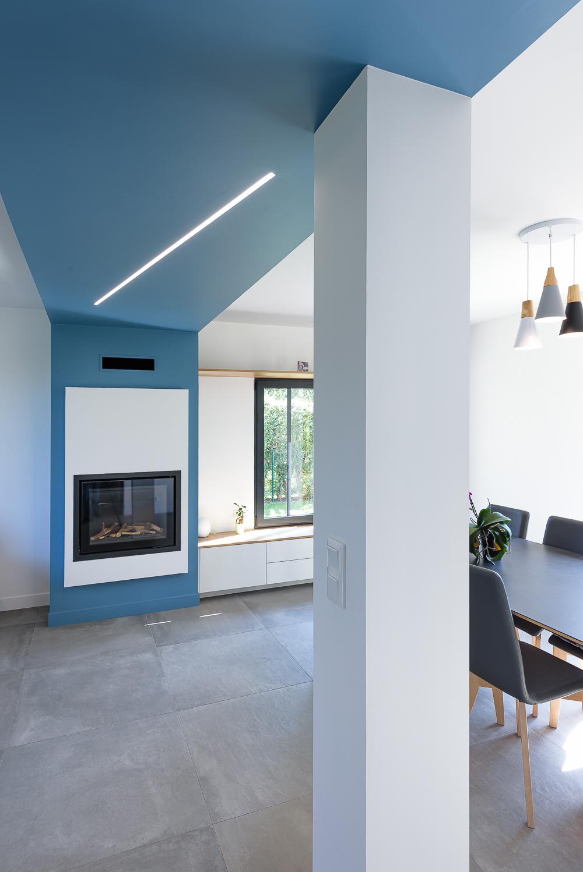photographe d'architecture ©INTERVALphoto : SAAC architecte, aménagements intérieurs, rénovation maison individuelle, Domloup(35)