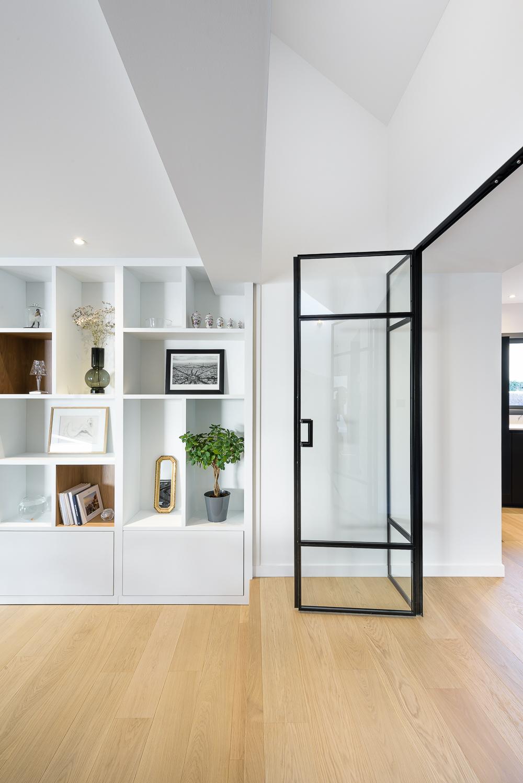 Briand & Renault Architectes, extension, rénovation maison individuelle, Rennes (35)