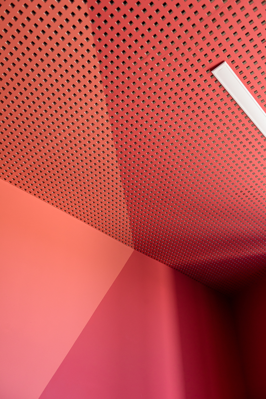 photographe d'architecture ©INTERVALphoto : Lycée Polyvalent, Région Pays de Loire, AIA architecte, Chantier 18/22, Nort sur Erdre(44)