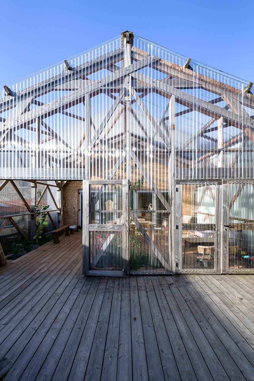 photographe d'architecture ©INTERVALphoto : LAB architectes, maison individuelle, Plougastel Daoulas (29)