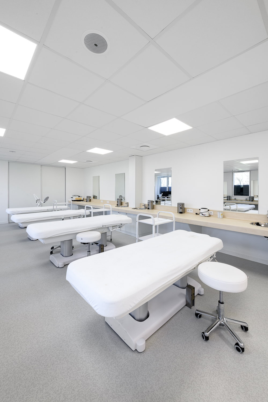 photographe d'architecture @INTERVALphoto : Alt127, Extension Lycée Alphonse Pellé, Dol de Bretagne (35)