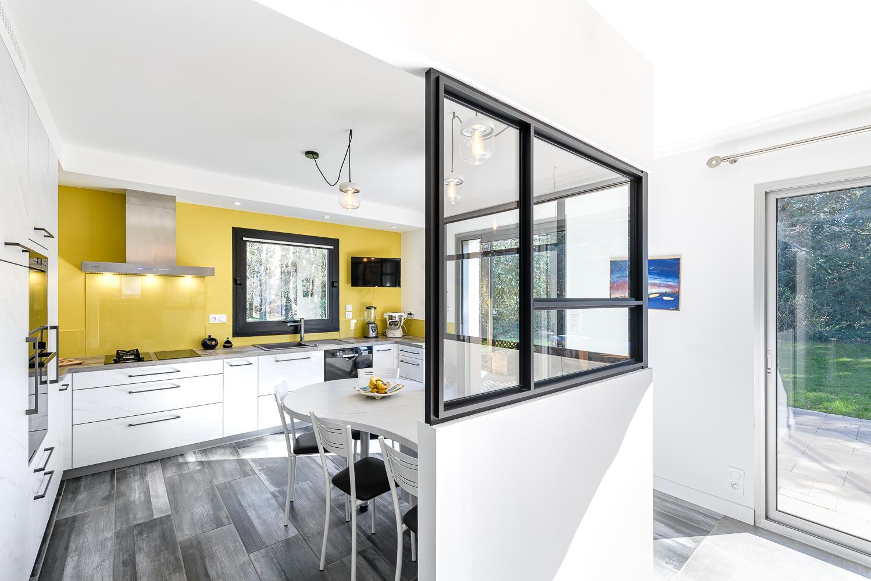 SAAC, Aurélie Claustres architecte, aménagements intérieurs, maison individuelle, Domloup (35)