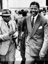 Emergent Mandela and another ANC leader