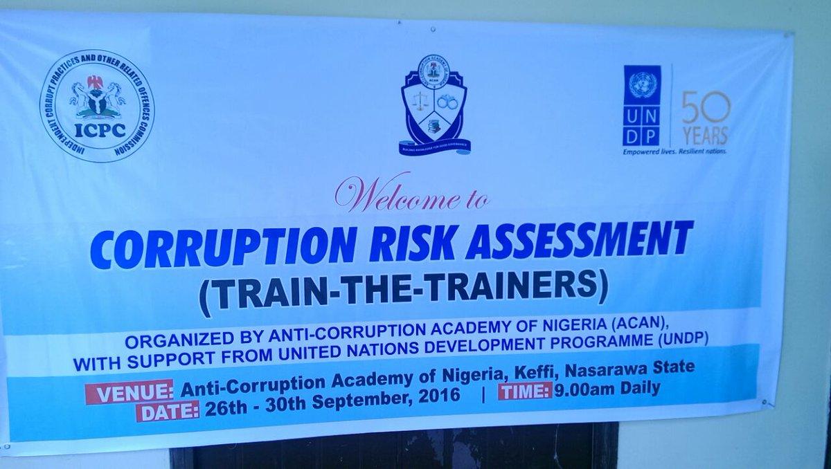 Dangerous Moment in Nigeria's Anti-Corruption War