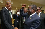 70 Year Old Presidents and the African Crisis