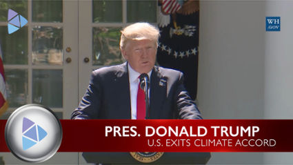 Who Suffers Most from US Withdrawal from Paris Climate Agreement? The US Itself, says Chatham House Researcher