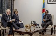 Is President Joseph Kabila of DRC Giving it Back to Europe or Defending 'Third Term' Or Both?