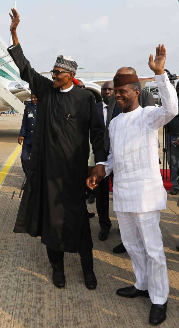 President Buhari's Return Energises Nigeria But What Next?