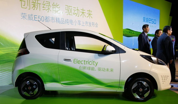 China Set to Shake Global Energy and Auto Markets, Joins Electric Car Race