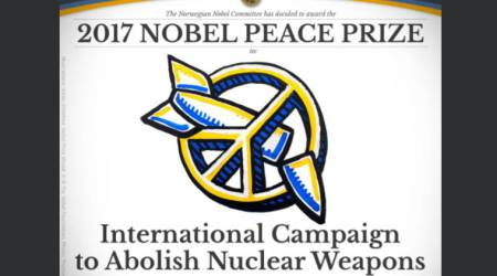 ICAN Wins 2017 Nobel Peace Prize