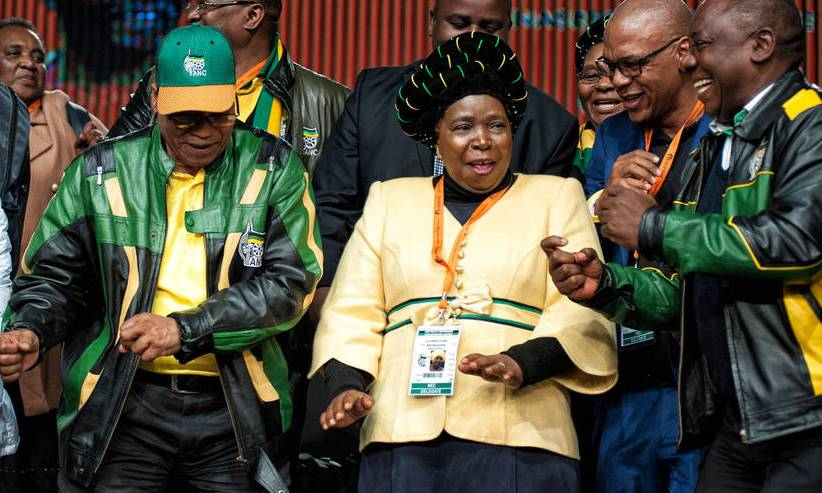 ANC and Africa's Development Crisis: Who is the Next South African Leader?