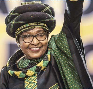 South Africa Prepares for Winnie Mandela's Burial April 14th, 2018
