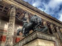 Interviajes. Altes Museum en Berlín.