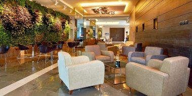 hotel Klima Milán cafetería