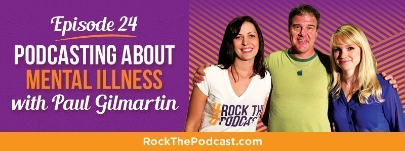 IC024: Podcasting about Mental Illness with Paul Gilmartin