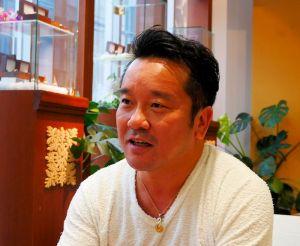 プアアリを運営する株式会社ジェイボックスの代表、松尾琢磨さん