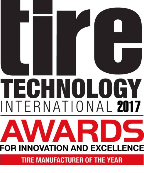 Logo Tire Manufacturer of the Year 2017