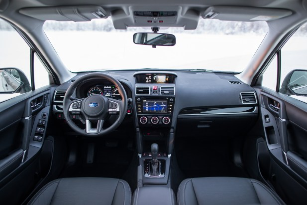 Subaru Forester 2018 EyeSight 2