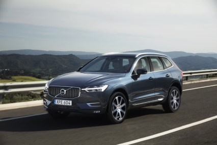 The new Volvo XC60 T6