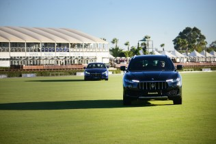 Maserati Levante and Maserati Ghibli @ Santa Maria Polo Club Sotogrande