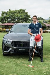 Malcolm Borwick & Maserati Levante S MY19 @ 47 International Polo Tournament in Sotogrande (4)