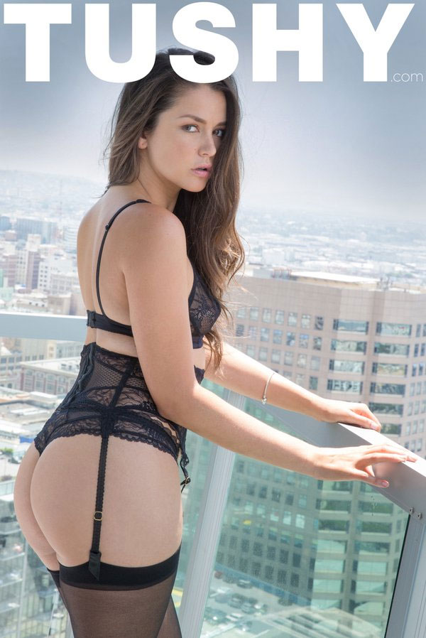 Ass...she pornstar anal interview