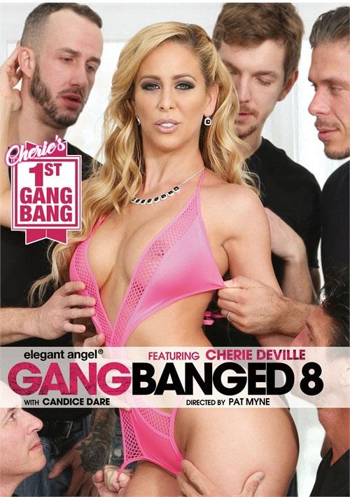 Cherie Deville - Gangbanged 8