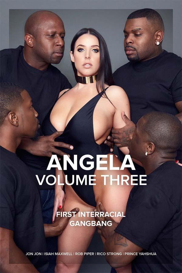 Angela White IR Gangbang