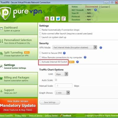 Hide your P2P Traces