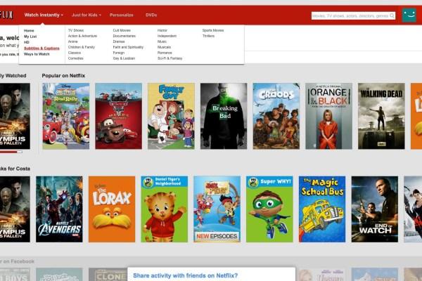 Bypass Netflix - HD movies change substitles