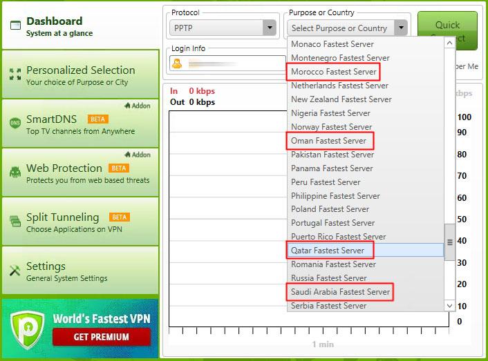 Geoblocked Error - unblock beinsportsconnect Error 3222-PureVPN