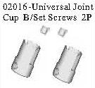 02016 - Universal jointB*2PCS 7