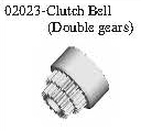 02023 - Engine gear set*1PC 6