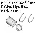 02027 - Heat-resistingly pipe 10