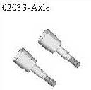 02033N - Axle 2
