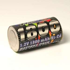 1,2V 1800mAh sub C celle 1