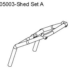 05003 - Shed Set A 3