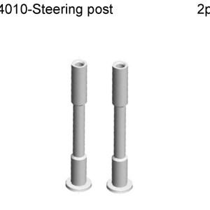 054010 - Steering post 2stk 9