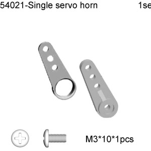 054021 - Servo Horn Set 1