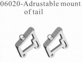 06020 - Adjustable mount of tail 3
