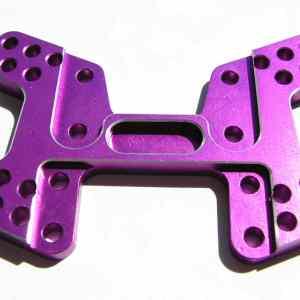 06037/106023 - Aluminum rear shockproof plank 9