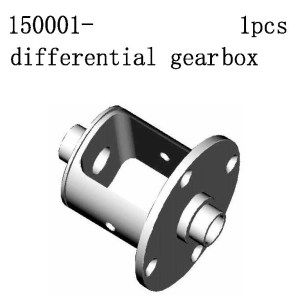150001 - DifferenTial Gear Box 2
