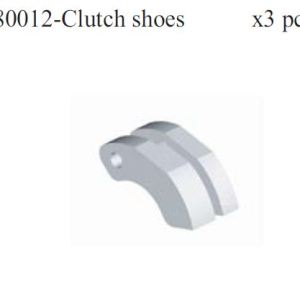 180012 - Clutch friction 5