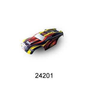 24201 - karrosseri 1/24 truggy 5