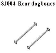 81004 - Rear wheel universal lever 3