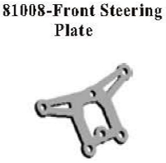 81008 - Steering located plate 9