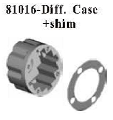 81016 - diff. shell 9
