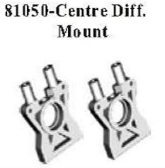 81050 - center diff. Holder 2