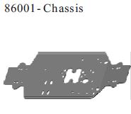 86001 - Chassis 4