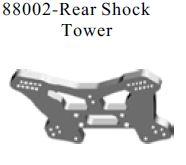 88002 - Rear shield shock brace 4